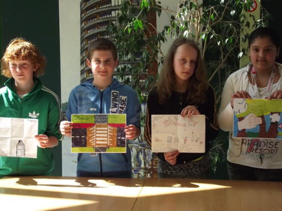 Leukste idee n beloond bij finale wenswijk - Ideeen inzendingen ...