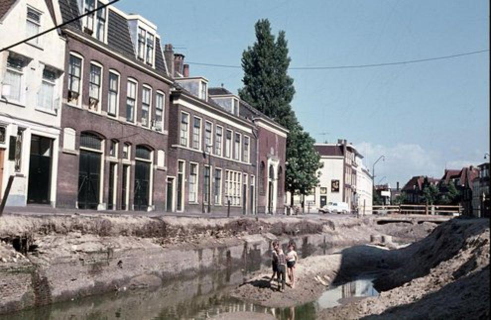 Kiezen tussen land en water in Leiden en regio ...