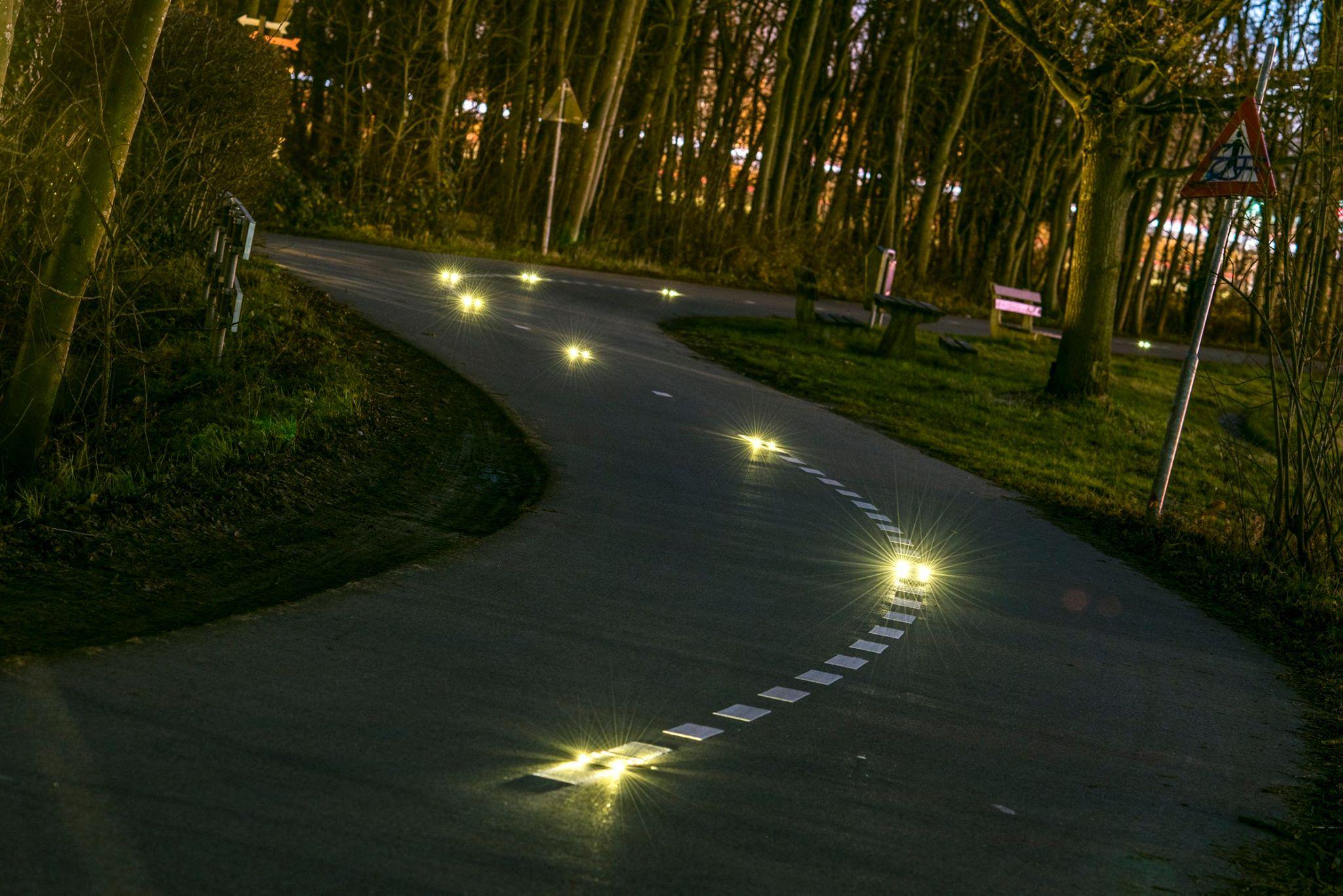 Duurzame verlichting voor fietspad Cronesteyn - Sleutelstad.nl