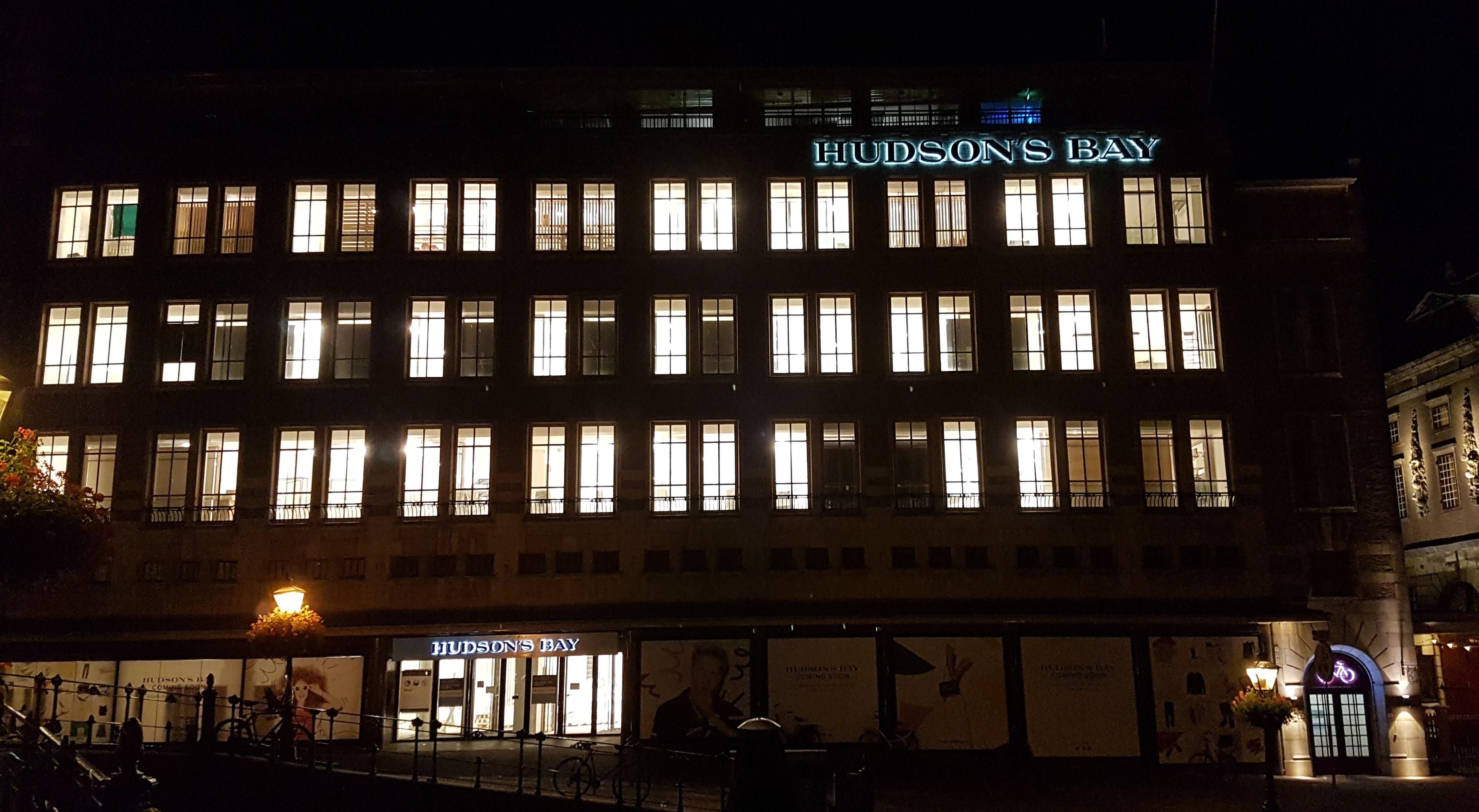 0aad471b3b91c2 Weer slecht nieuws van warenhuisketen Hudson's Bay - Sleutelstad.nl