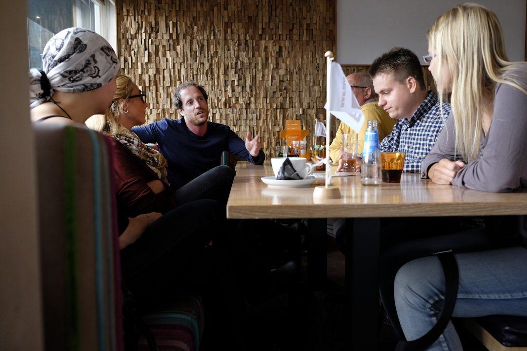 Café Doodnormaal Voor Jongeren Kent Geen Taboes Sleutelstadnl