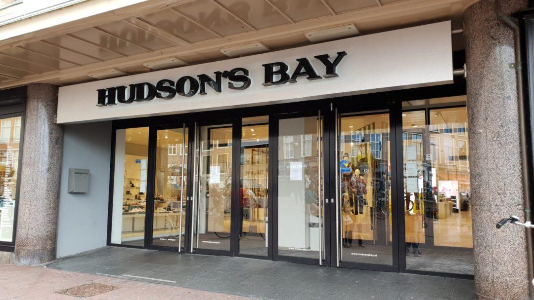 Nederlandse winkels Hudson's Bay eind dit jaar dicht