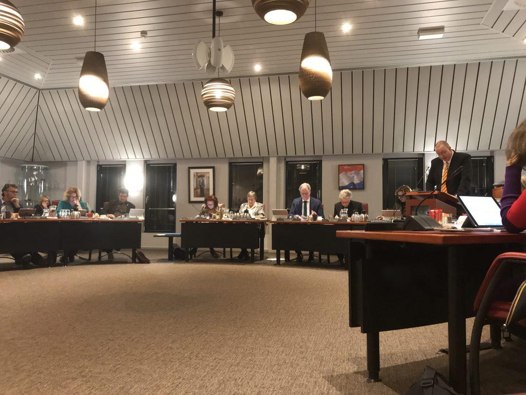 Zoeterwoude steunt begroting unaniem - Sleutelstad.nl - Sleutelstad
