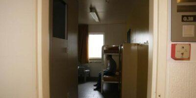 Cel in detentiecentrum Rotterdam