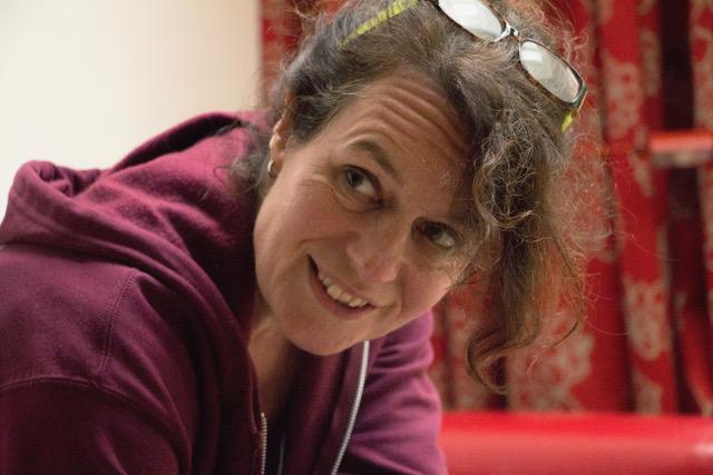 dr. Dorothea Touwen, verbonden aan de Leidse Universiteit als docent medische ethiek en gezondheidsrecht.
